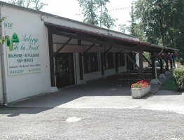 Auberge de la Forêt - venue in 54