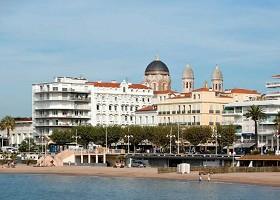 Hotel Continental Saint Raphael - Hotel para seminarios