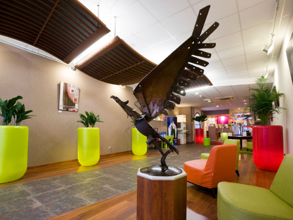 Ibis Styles Nancy Centre Gare - hall