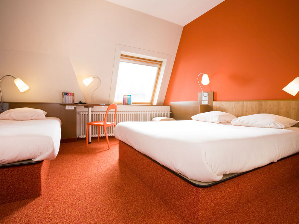 Ibis styles nancy center gare - residential seminar
