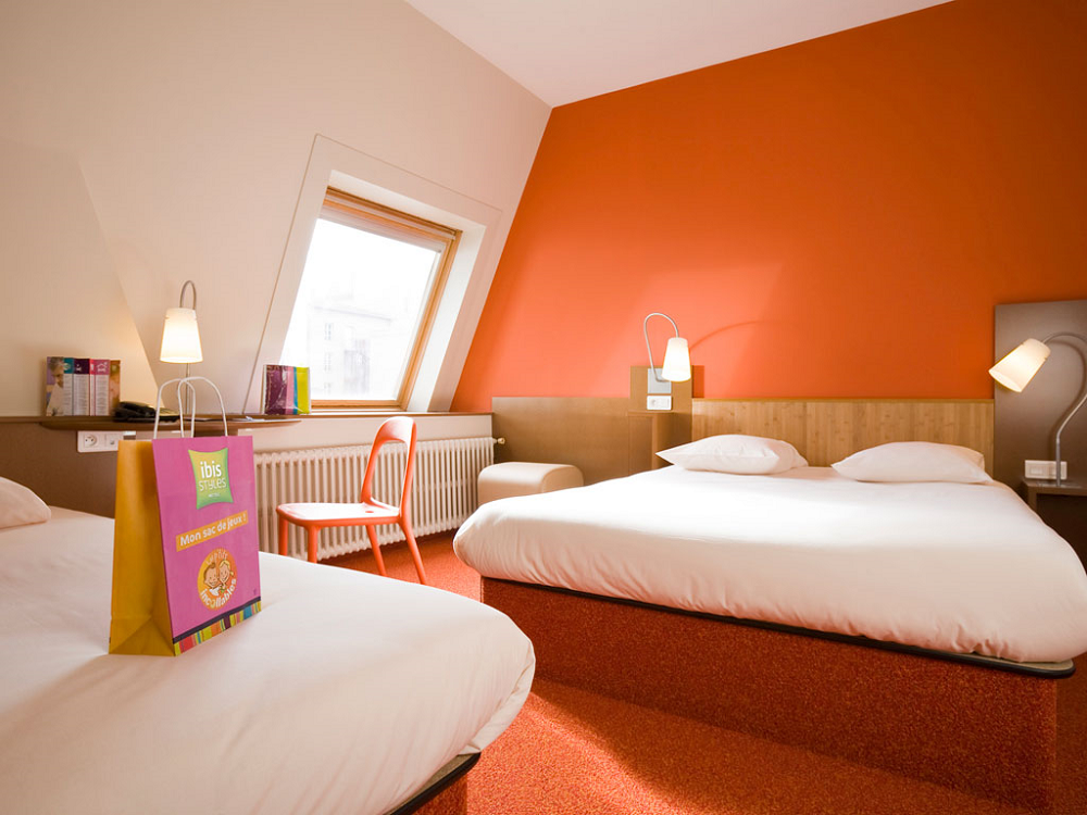 Ibis styles nancy center gare - semi residential seminar