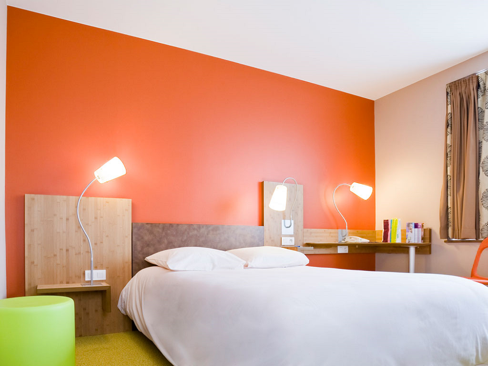 Ibis styles nancy center gare - chambre