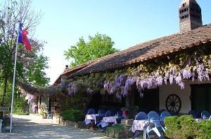 Auberge Grand farm Ronjon - Terrace