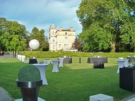 Château des Fontaines 3 - Parque