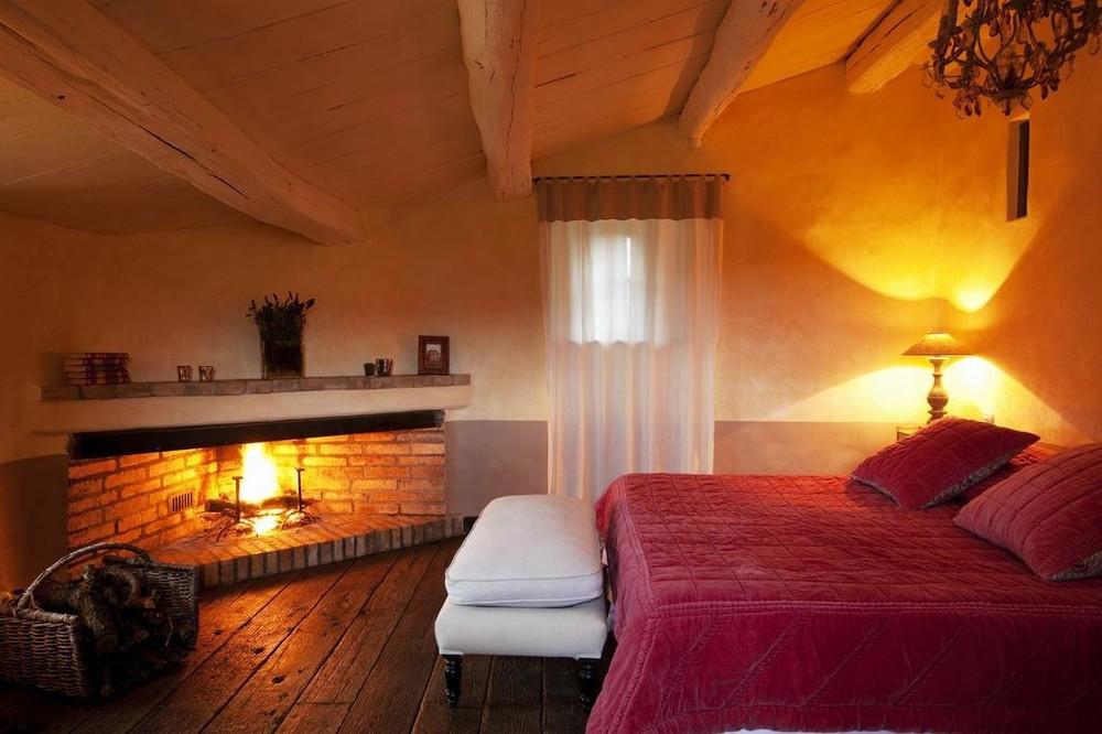 Domaine de murtoli - camera da letto