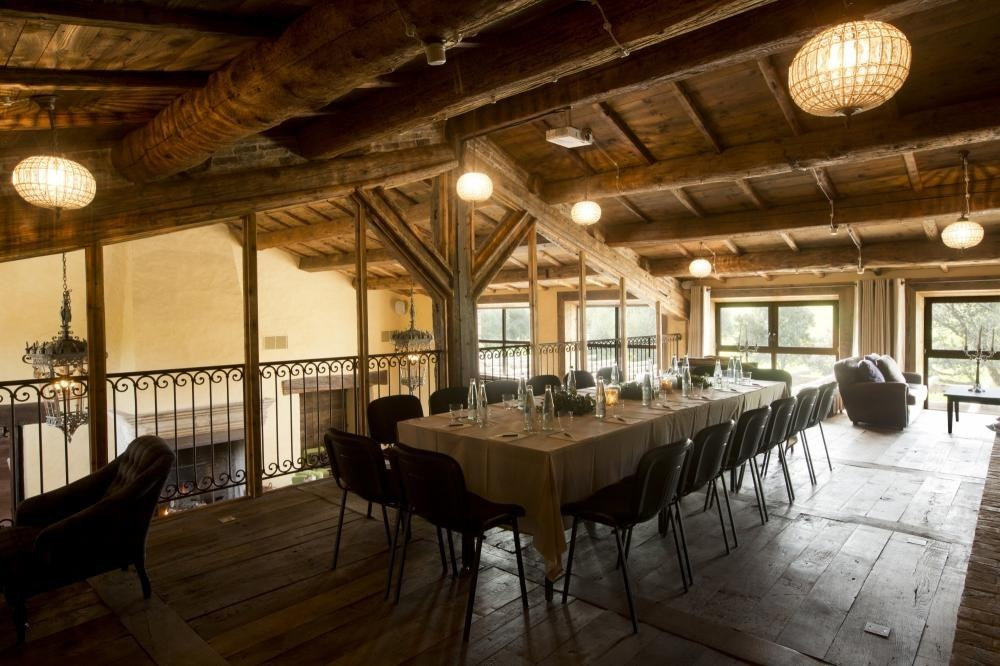 Domaine de murtoli - sala riunioni