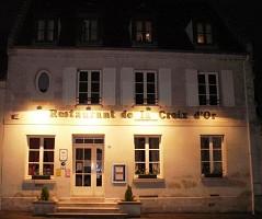 La Croix d'Or - Ristorante facciata