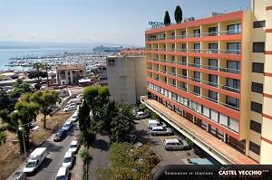 Hotel Castel Vecchio Ajaccio - Exterior