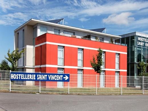 Hostellerie Saint Vincent - Inicio