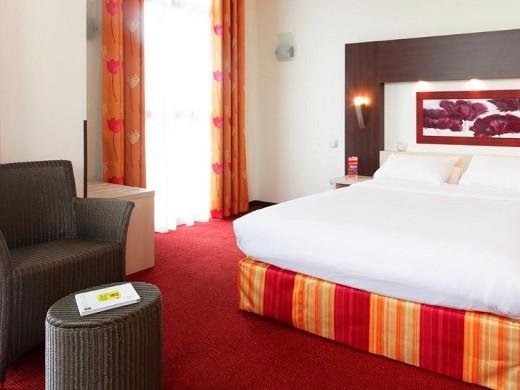 Hostellerie Saint Vincent - habitación