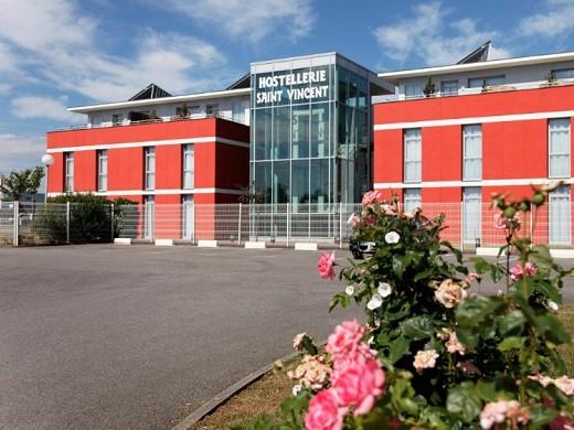 Hostellerie saint vincent - seminario hotel beauvais