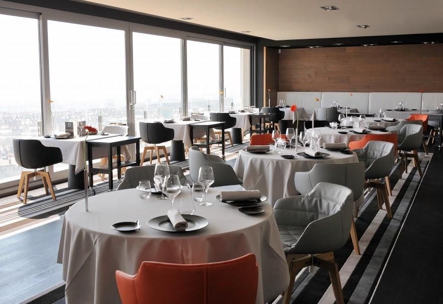 Restaurant tetedoie salle s minaire lyon 69 for Salon restauration lyon