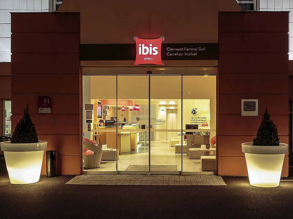 Hotel Ibis Clermont-sud bivio Herbet - incontro sede 63