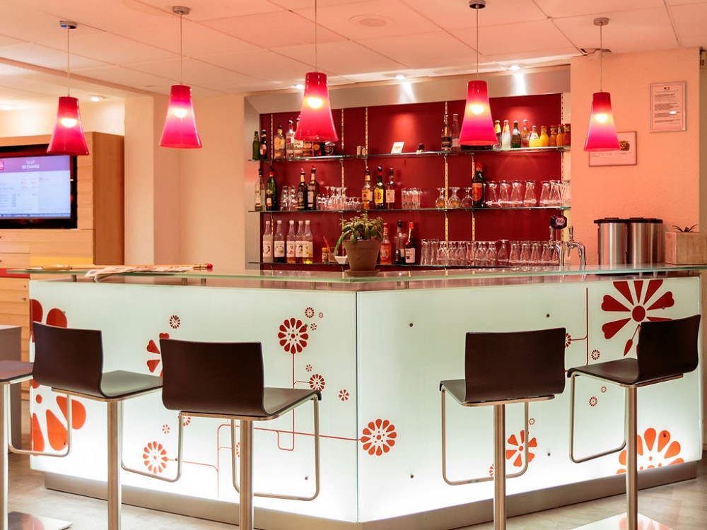 Hotel Ibis Clermont-sud Herbet bivio - Ricevimento