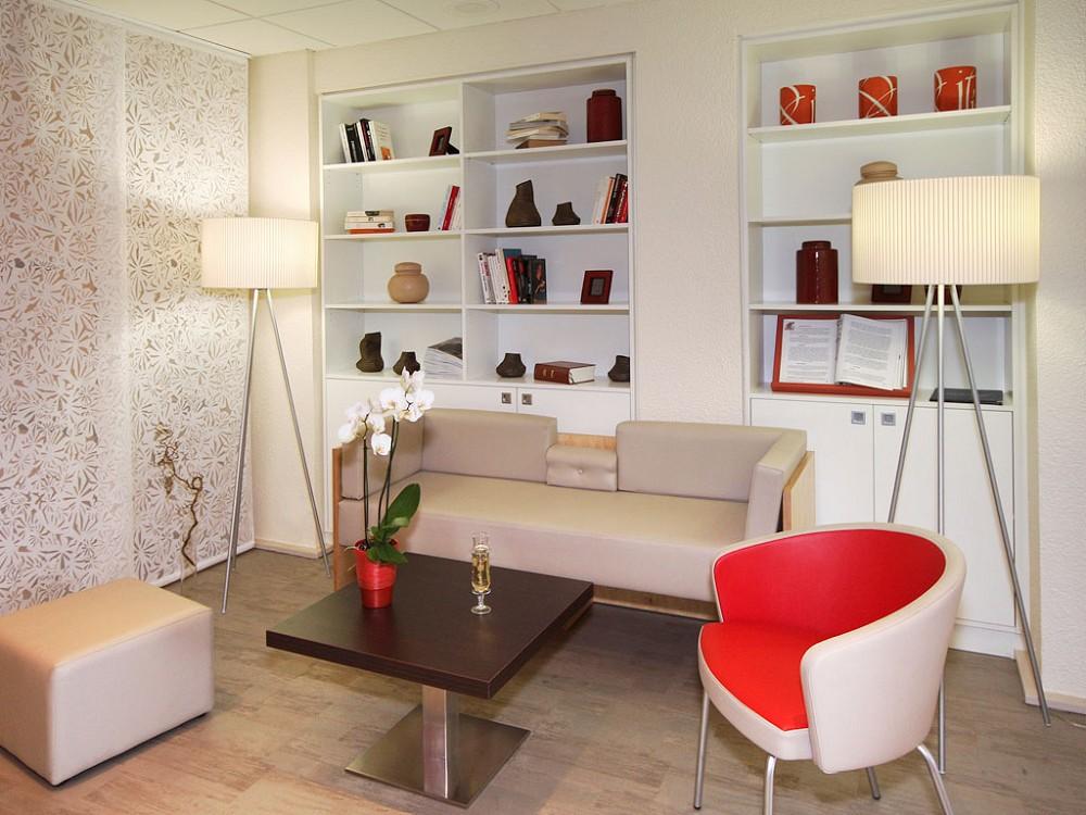 Hotel Ibis Clermont-Sud Herbet bivio - salone