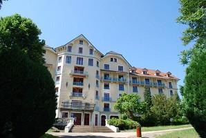 Appart Hotel Splendid Allevard - seminário de Allevard