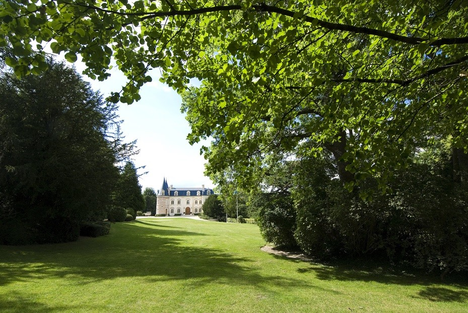 Ch teau comtesse lafond salle s minaire reims 51 for Jardin 2000 epernay