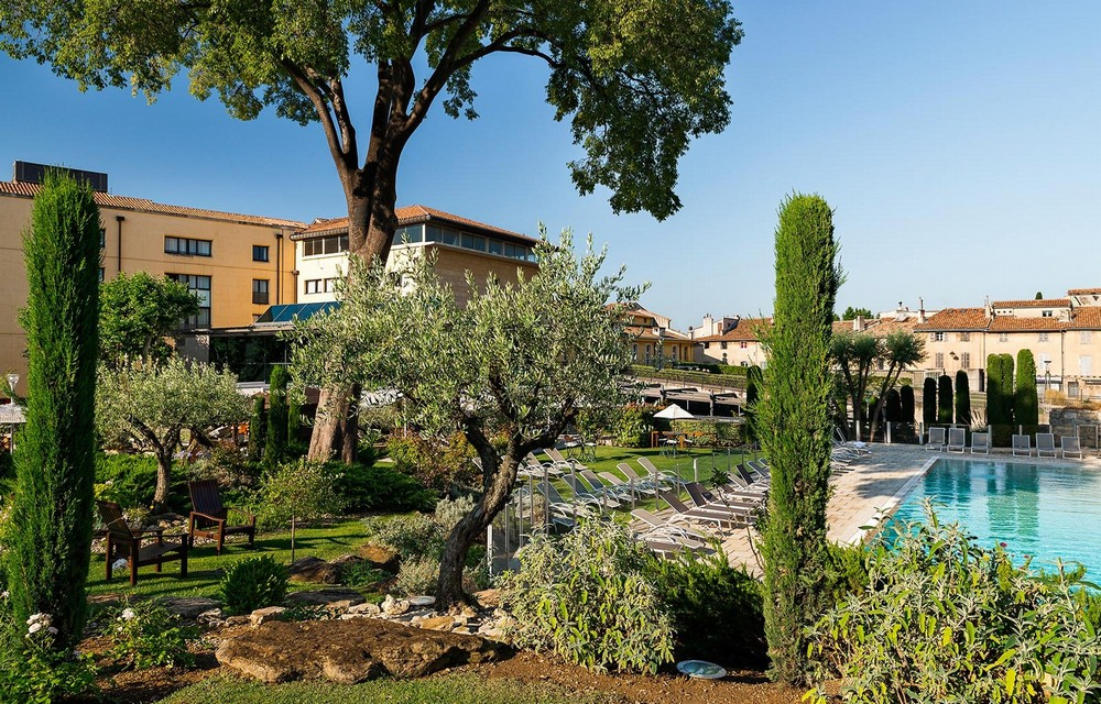 Aquabella hotel y spa - exterior