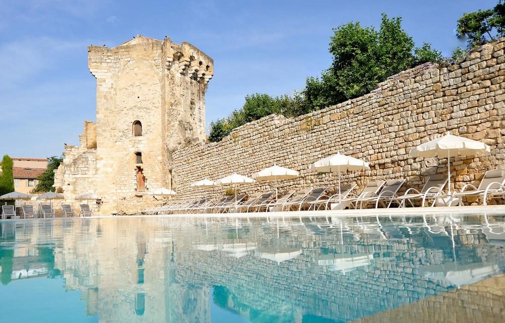 Aquabella hotel and spa - piscina al aire libre