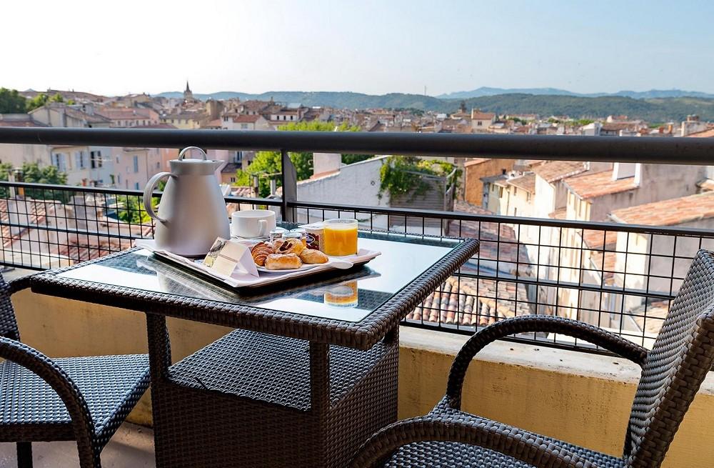 Aquabella Hotel and Spa - Vista de la habitación