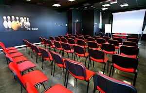 BBowl Center - seminar space