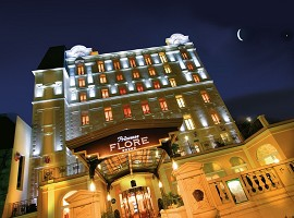 Hotel Princesse Flore - High-end hotel