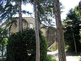 Castello Bourrassol - parco