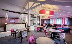 Quality Hotel Clermont Kennedy - Ruhebereich