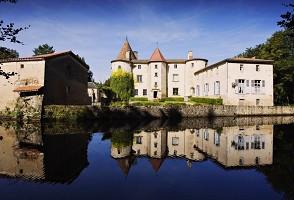 Martimanches Castle - anstelle von 63 Seminar