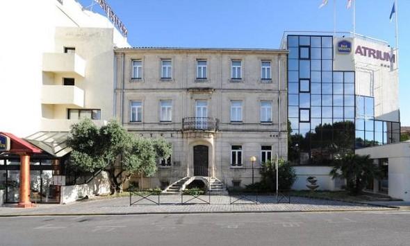 Best Western Atrium Arles - Arles seminars hotel