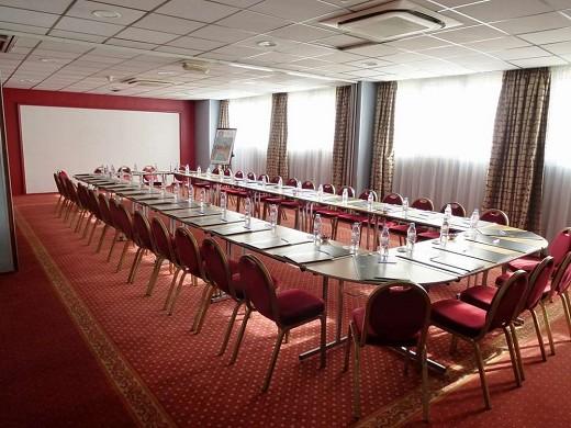 Best western atrium arles - seminar room
