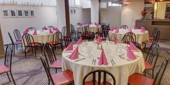 Best western atrium arles - catering
