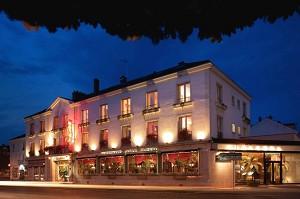 Hotel d'Angleterre - seminários de hotéis Chalons-en-Champagne