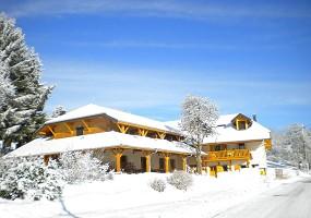 Auberge la Ferme de Ferrières - no inverno