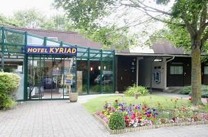 Kyriad Reims Est - Parc des Expositions - Reims Seminare Hotel