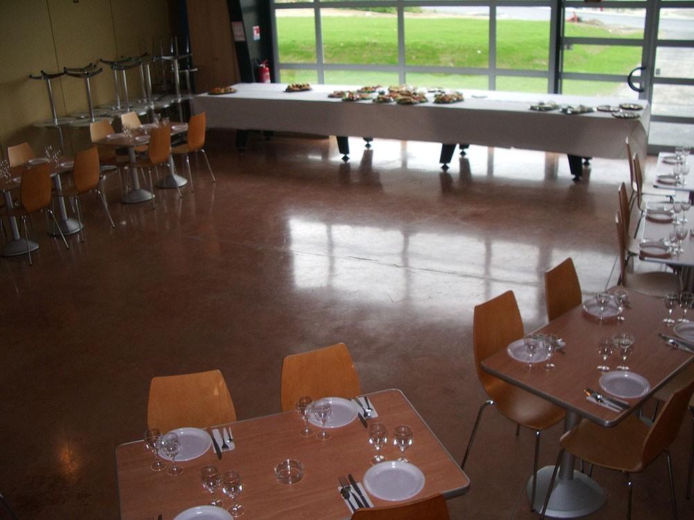 Ch lon bowling salle s minaire ch lons en champagne 51 for Reglementation capacite salle de reunion