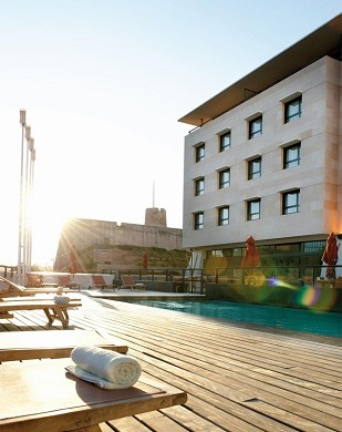Newhotel of marseille - swimming pool