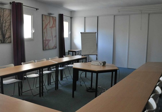 Immagine hotel - sala seminari