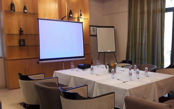 Immagine hotel - sala riunioni