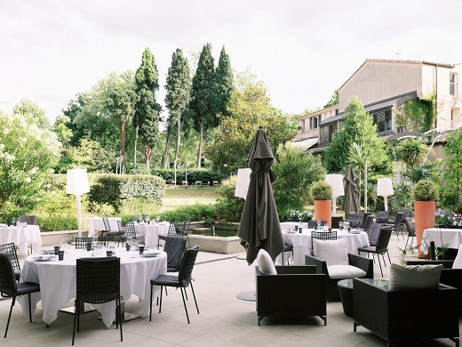 Immagine hotel - terrazza