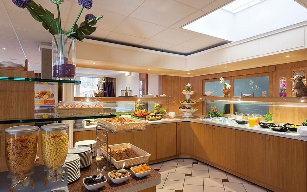 aeroporto Comfort Hotel CDG - Buffet