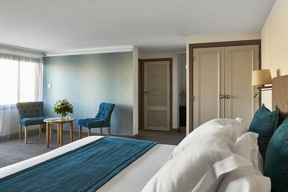 Espléndido hotel y spa - habitación