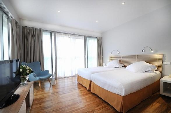 Espléndido hotel y spa - alojamiento