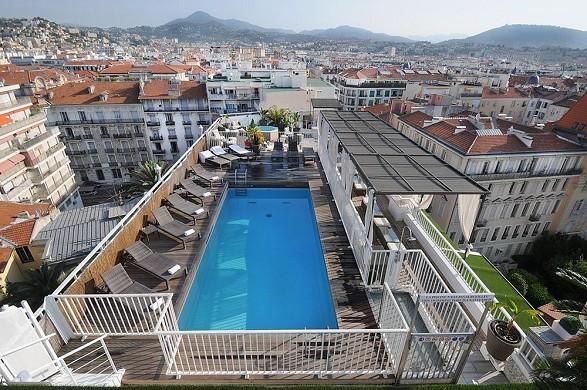 Espléndido hotel y spa - piscina