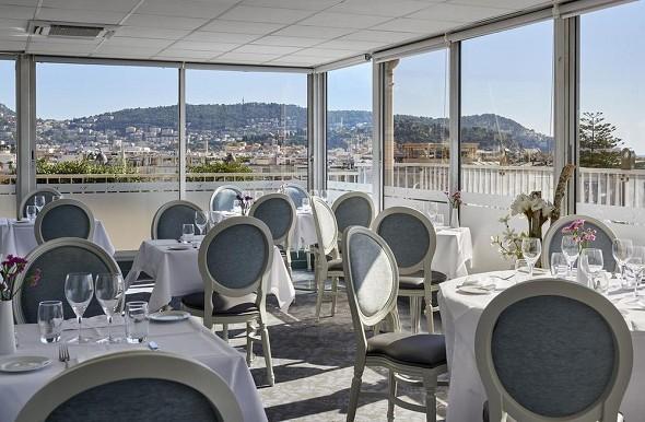 Espléndido hotel y spa - restaurante