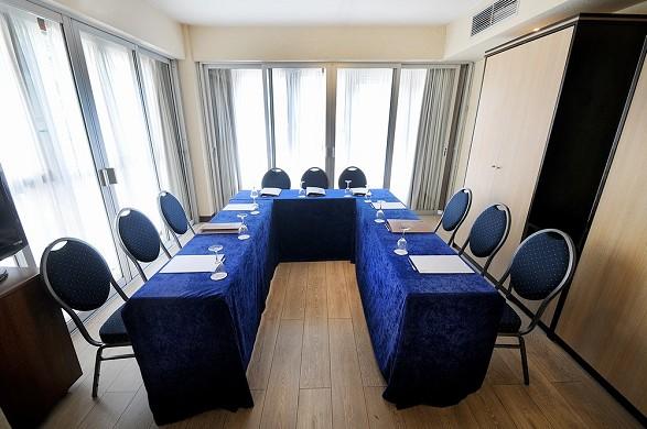 Espléndido hotel y spa - sala de reuniones