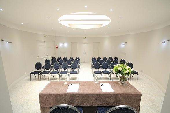Espléndido hotel y spa - sala de seminarios