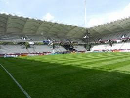 Auguste Delaune Stadion - Reims Seminar
