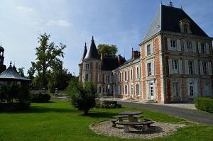 Château de la Plumasserie - Esterno