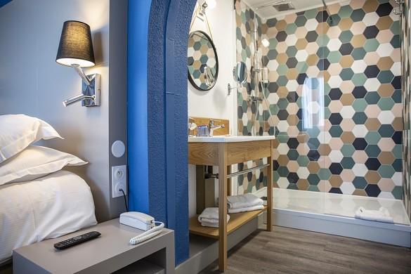 Hotel port marine - room - comfort room sea side